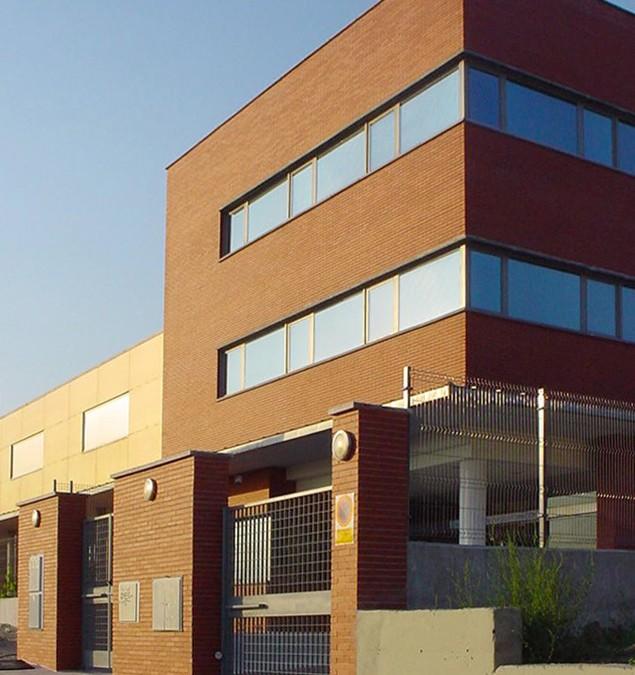 Centro administrativo y de formación
