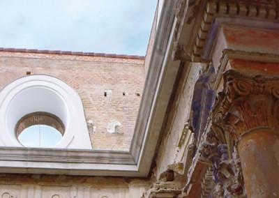 Detalle Iglesia Perales del Río