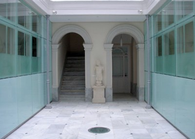 Rehabilitación edificio 1862