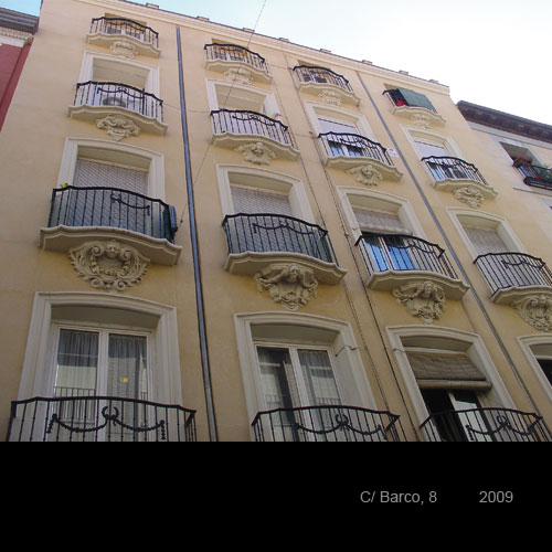 Edificios rehabilitados en Madrid