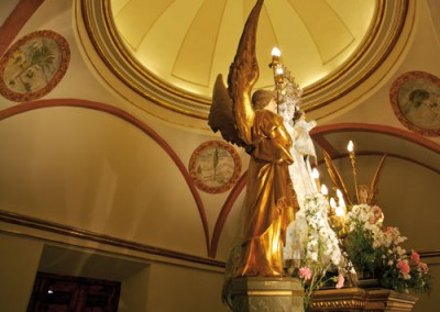 Restauración iglesia