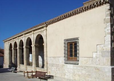 Fachada Iglesia Ntra. Sra. de la Asunción (s. XVI)